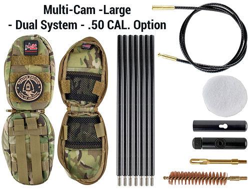 Multi-Cam -Large - Dual System - .50 Cal