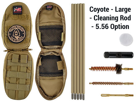 Coyote -Large - Cleaning Rod - 5.56 Opti