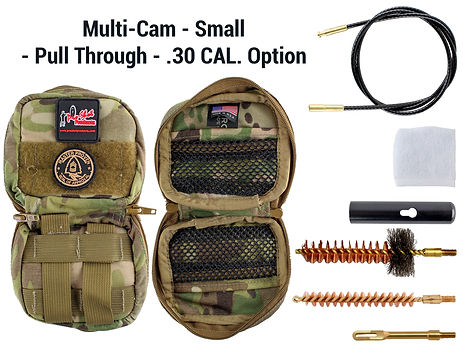 Multi-Cam - Small - Pull Through - .30 C