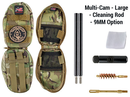 Multi-Cam -Large - Cleaning Rod - 9MM Op