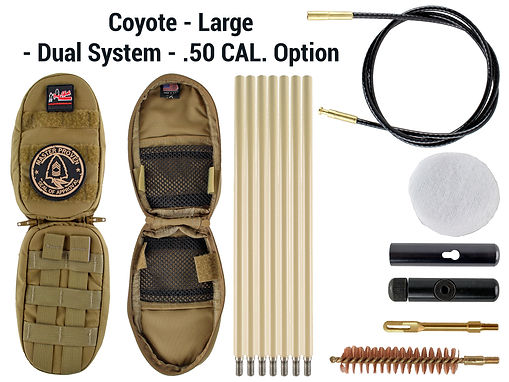 Coyote -Large - Dual System - .50 Cal. O