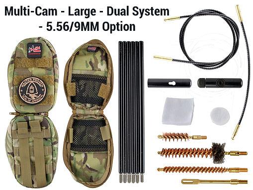 Multi-Cam -Large - Dual System - 5.56-9m