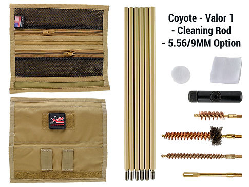 Coyote -Valor 1 - Cleaning Rod - 5.56-9M