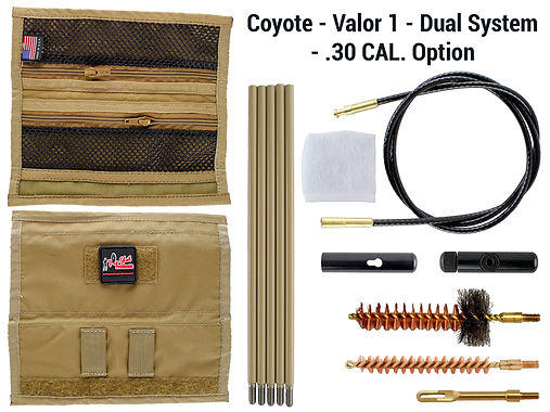 Coyote -Valor 1 - Dual System - .30 Cal.