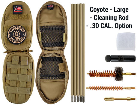 Coyote -Large - Cleaning Rod - .30 Cal.