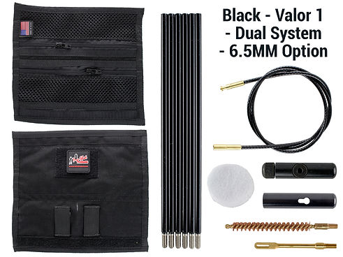 Black -Valor 1 - Dual System - 6.5MM Opt