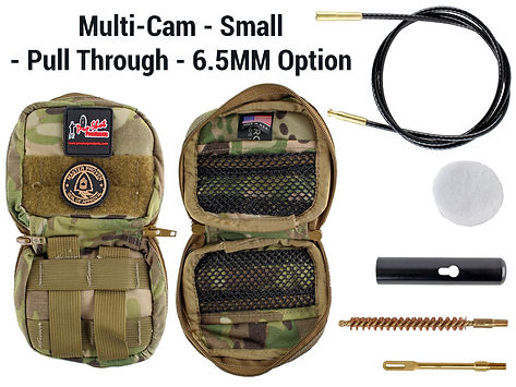 Multi-Cam -Small - Pull Through - 6.5MM