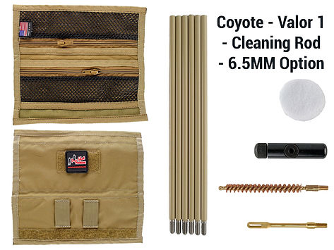 Coyote -Valor 1 - Cleaning Rod - 6.5MM O