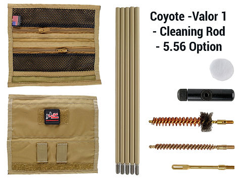 Coyote -Valor 1 - Cleaning Rod - 5.56 Op