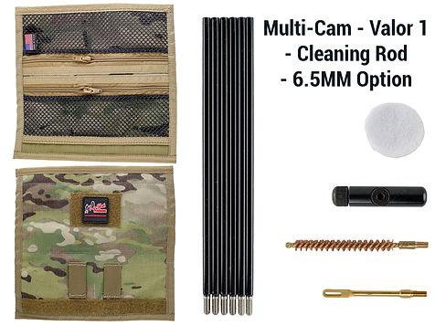 Multi-Cam -Valor 1 - Cleaning Rod - 6.5M