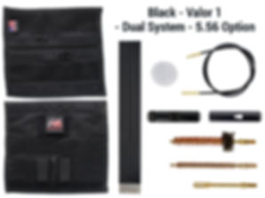 Black -Valor 1 - Dual System - 5.56 Opti