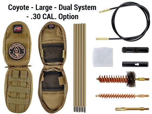 Coyote -Large - Dual System - .30 Cal. O