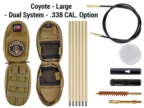 Coyote -Large - Dual System - .338 Cal.