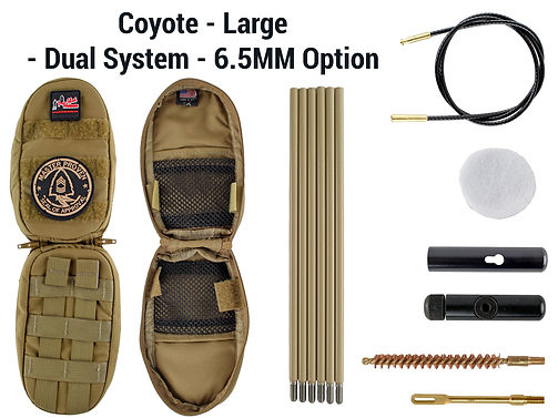 Coyote -Large - Dual System - 6.5MM Opti