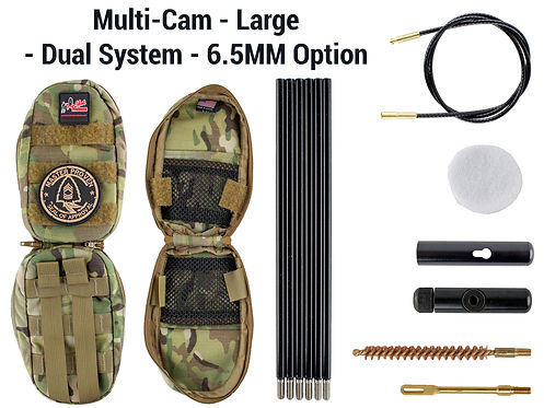 Multi-Cam -Large - Dual System - 6.5MM O