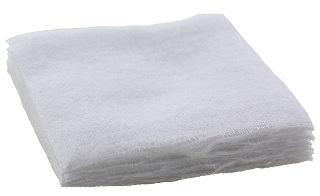 """9mm-.45 Cal.Cotton Flannel Cleaning Patches- 2.25"""" Square"""