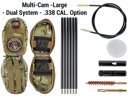 Multi-Cam -Large - Dual System - .338 Ca