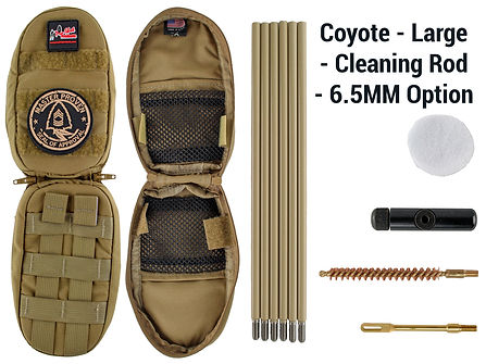 Coyote -Large - Cleaning Rod - 6.5mm Opt