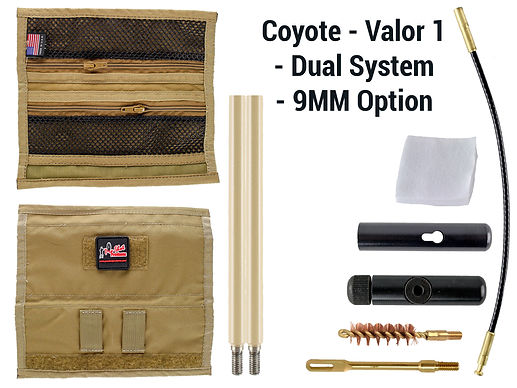 Coyote -Valor 1 - Dual System - 9mm Opti