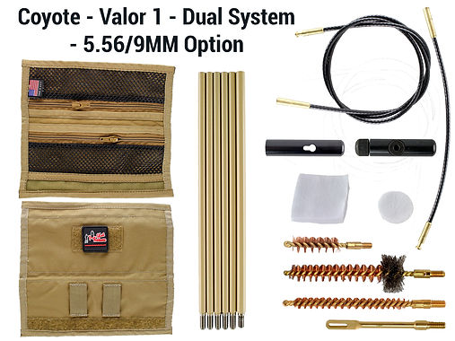 Coyote - Valor 1 - Dual System - 5.56-9m