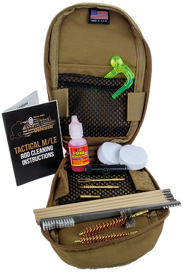 6.5MM RIFLE CLEANING SYSTEM