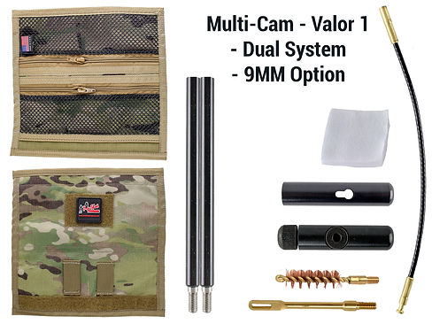 Multi-Cam -Valor 1 - Dual System - 9mm O