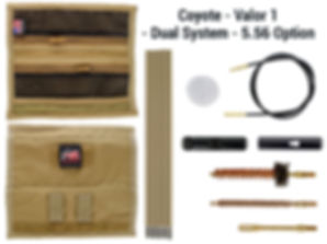 Coyote -Valor 1 - Dual System - 5.56 Opt
