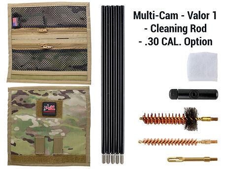 Multi-Cam -Valor 1 - Cleaning Rod - .30