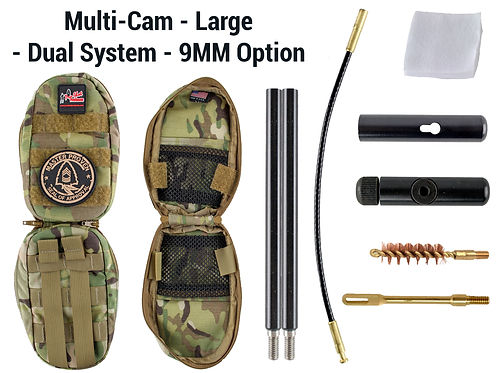 Multi-Cam -Large - Dual System - 9MM Opt