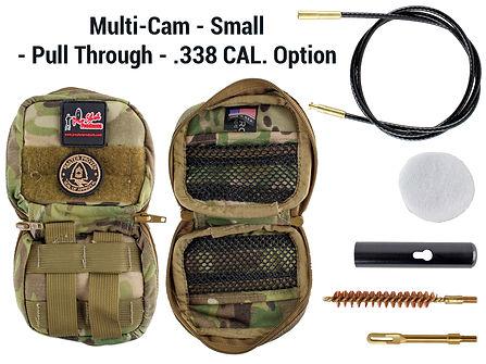 Multi-Cam -Small - Pull Through - .338 C