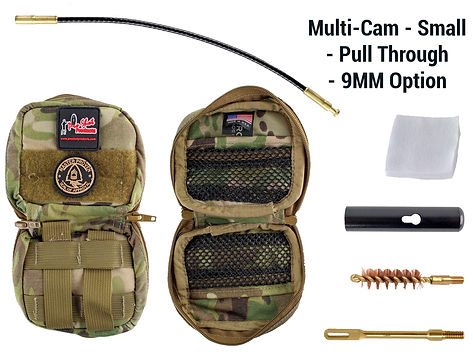Multi-Cam -Small - Pull Through - 9MM Op
