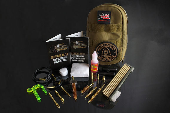 5.56/9MM DUAL CLEANING SYSTEM