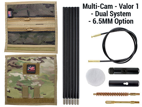 Multi-Cam -Valor 1 - Dual System - 6.5MM