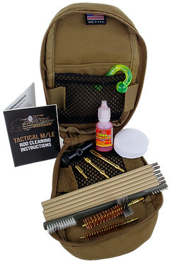 .338 CAL. RIFLE CLEANING SYSTEM