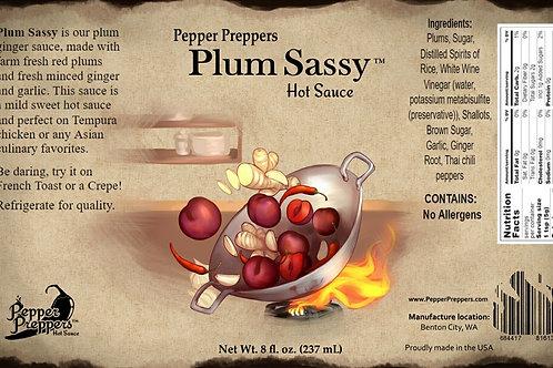 Plum Sassy