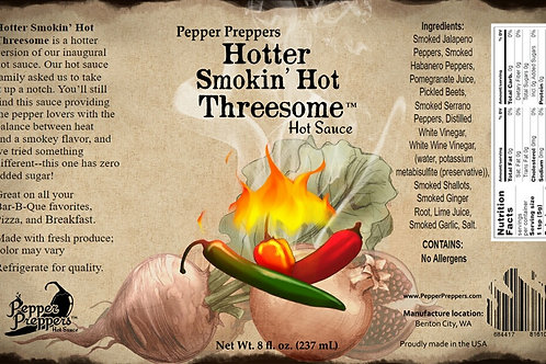 Hotter Smokin' Hot Threesome