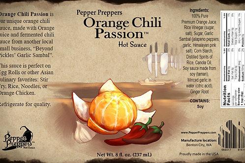Orange Chili Passion