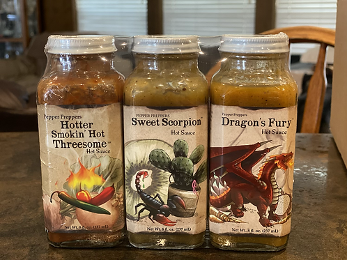 3 - Pack Hotter