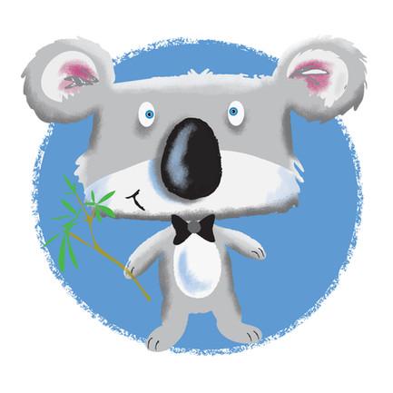 Koala Character design