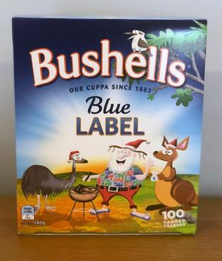 Bushells Tea Christmas Box