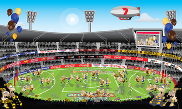 2015 AFL Grand Final