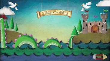 Loch Ness Monster Animation