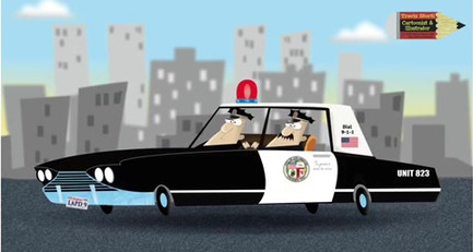LAPD Animation