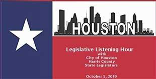 Legislative Listening Hour