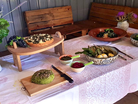 A Farm To Fork Experience at Tamalu Farm