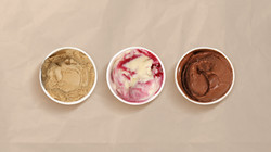 Three Flavours of Ice Cream