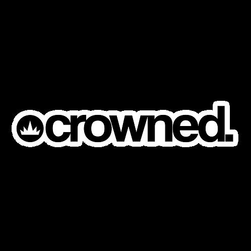crowned.
