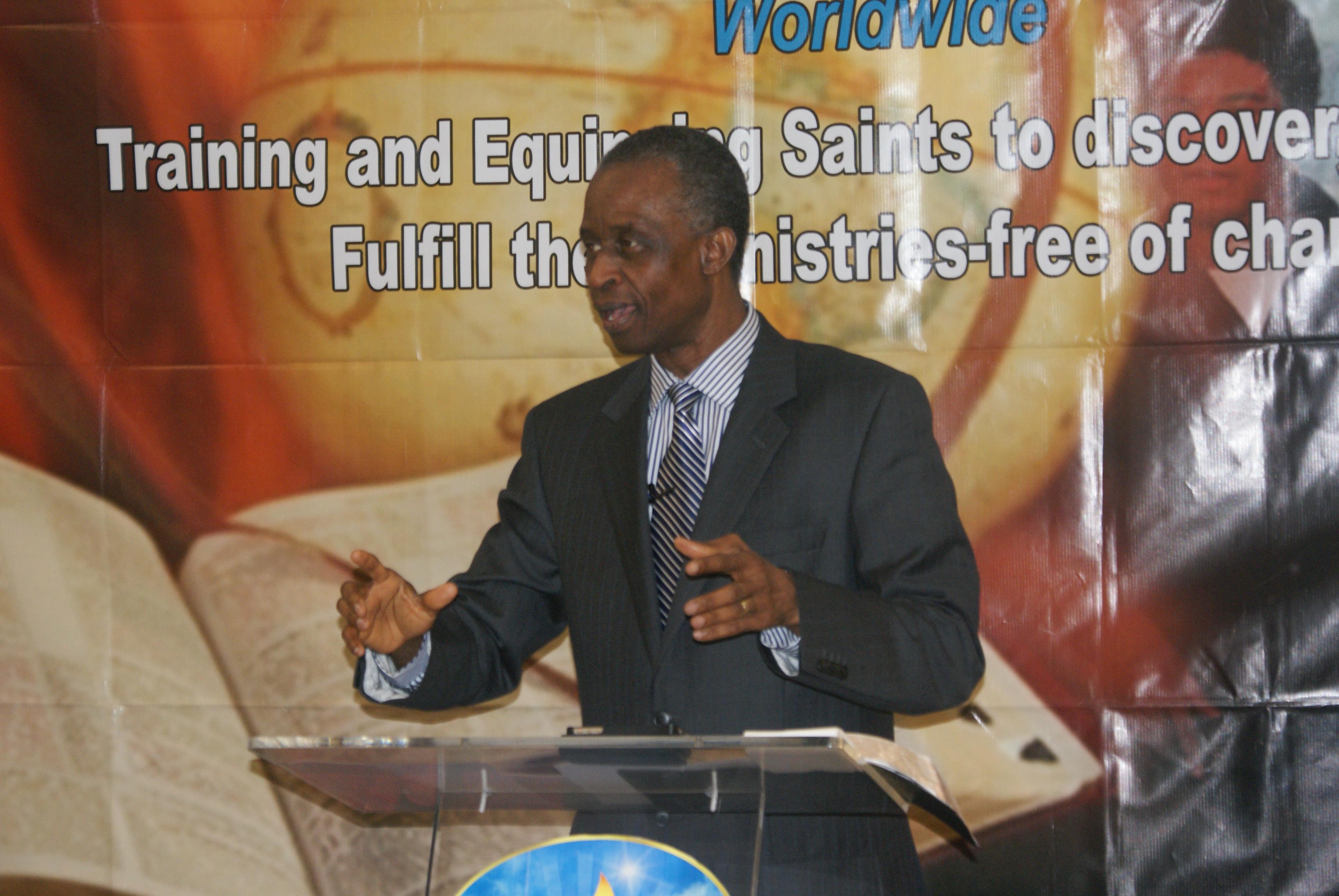 Apostle George Akalonu