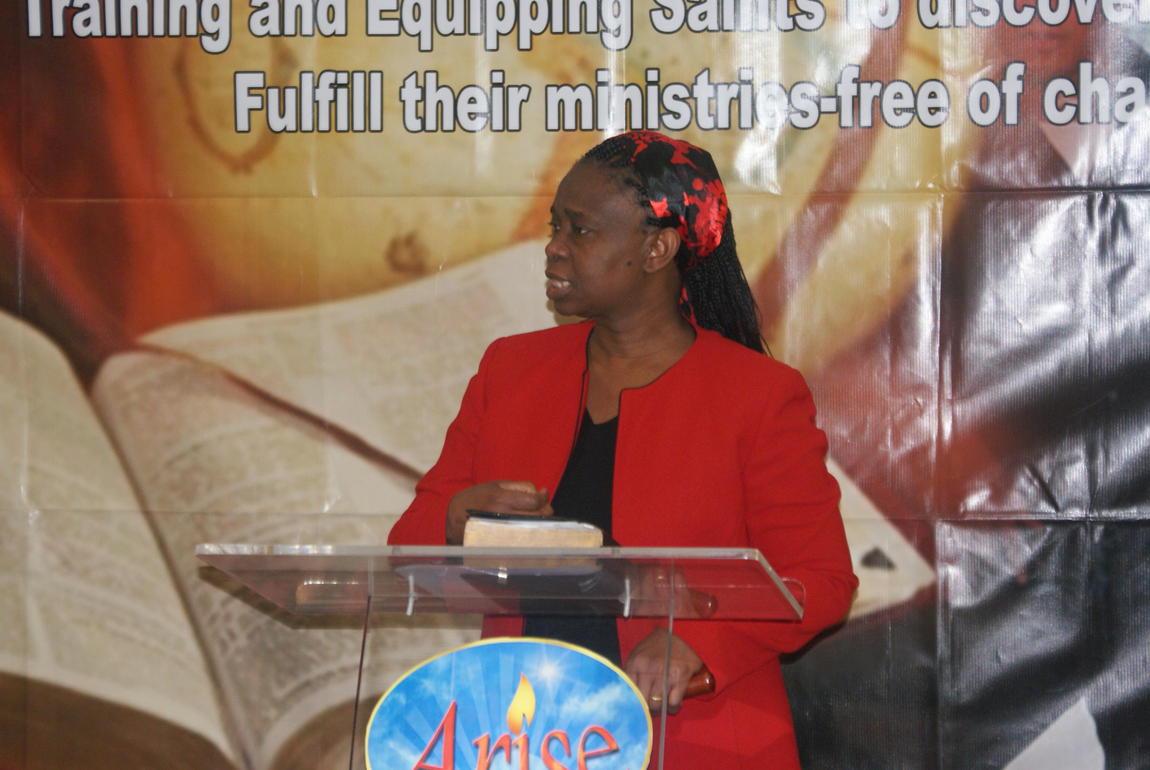 Pastor Grace Akalonu