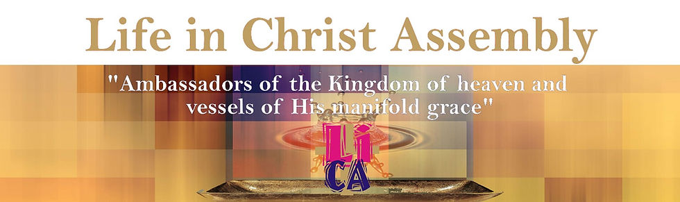 Life in Christ Assembly